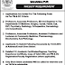 CMH Institute Of Medical Sciences Bahawalpur Jobs