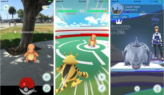 Realidad Aumentada: Pokemon Go - MasFB