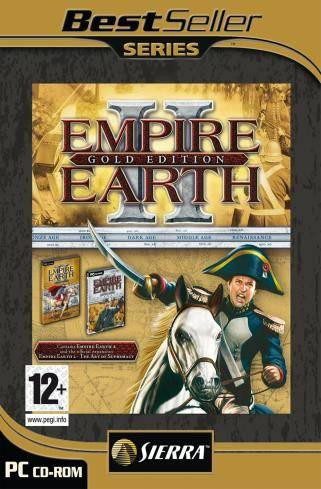 139720 front - Empire Earth 2 Gold Edition PC