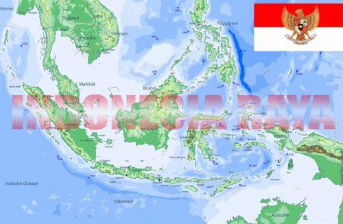 Gambar Peta sejarah Indonesia