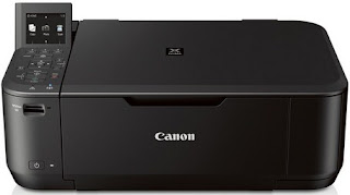 is a color printer is easy to address the needs of the Office and the home Canon MG4220 Driver Download