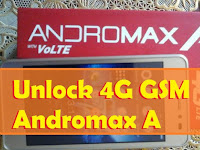 Cara Unlock 4G GSM All Operator Andromax A (A16C3H) Tanpa PC Work 100%