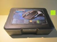 Verpackung: LIHAO E-3lue® MAZER-R EMS152 Gaming Maus kabellos 2.4GHZ 2500DPI, USB, LED