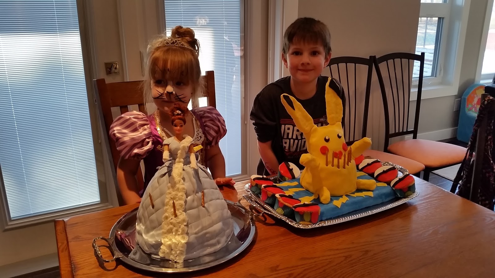 Left-Over Birthday Cake Trifle
