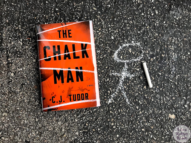 Book review of The Chalk Man by C.J. Tudor