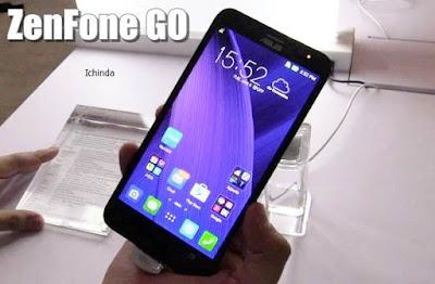 Điện thoại Asus Zenfone Go