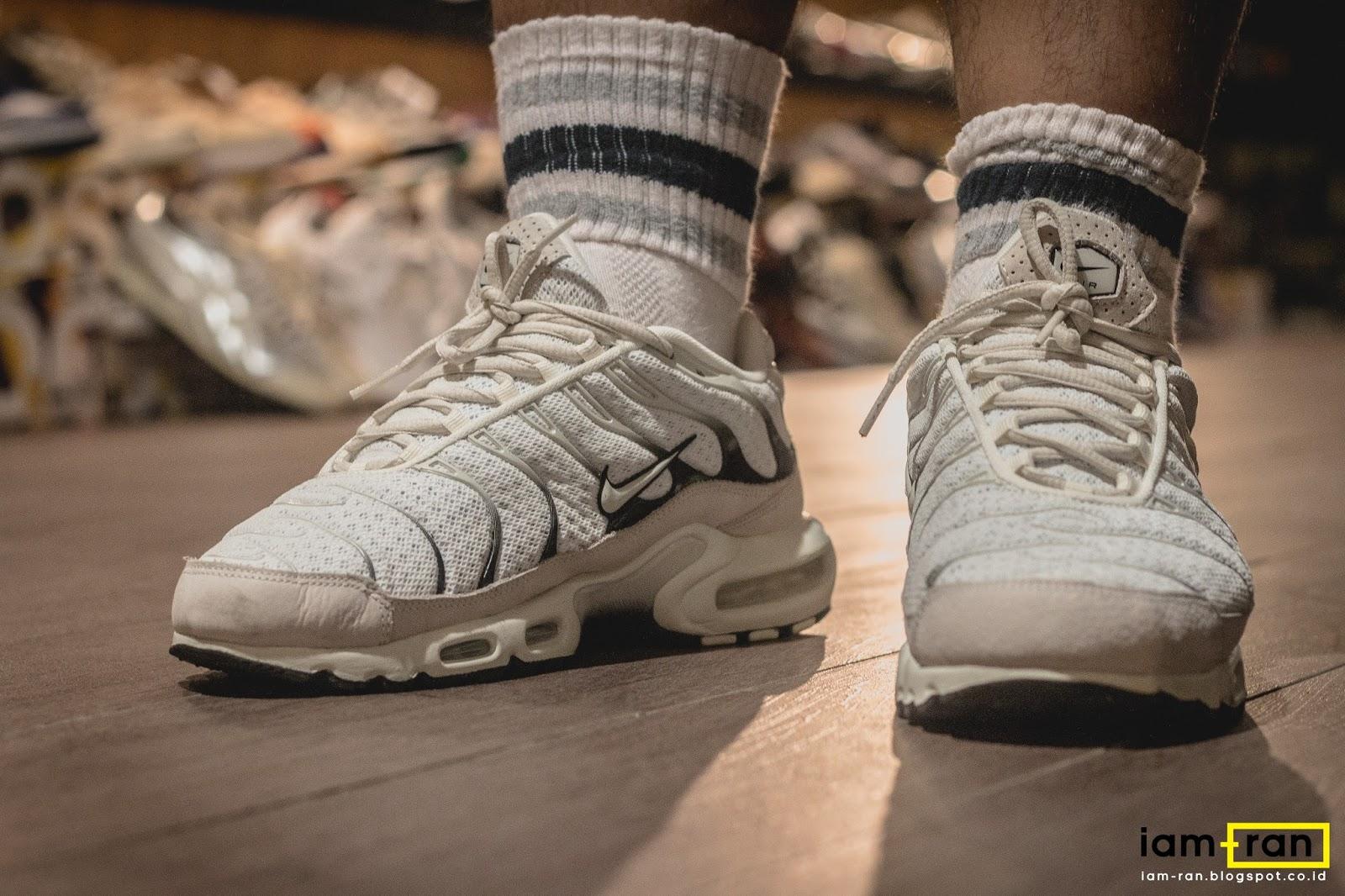 Iam Ran On Feet Zulfikar Ali Nike Air Max Plus Tn Ultra