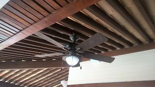 Assistência técnica de ventilador de teto