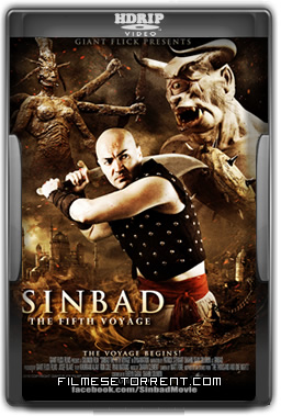 Sinbad The Fifth Voyage Torrent Legendado 2015