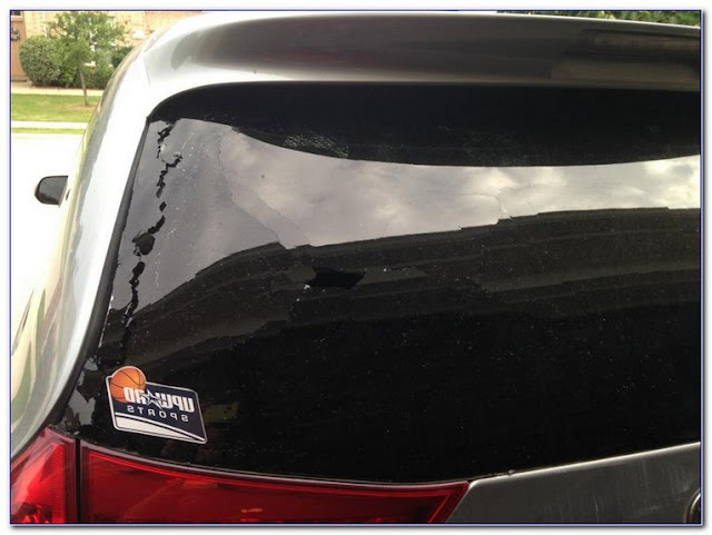 How To Replace Rear WINDOW GLASS