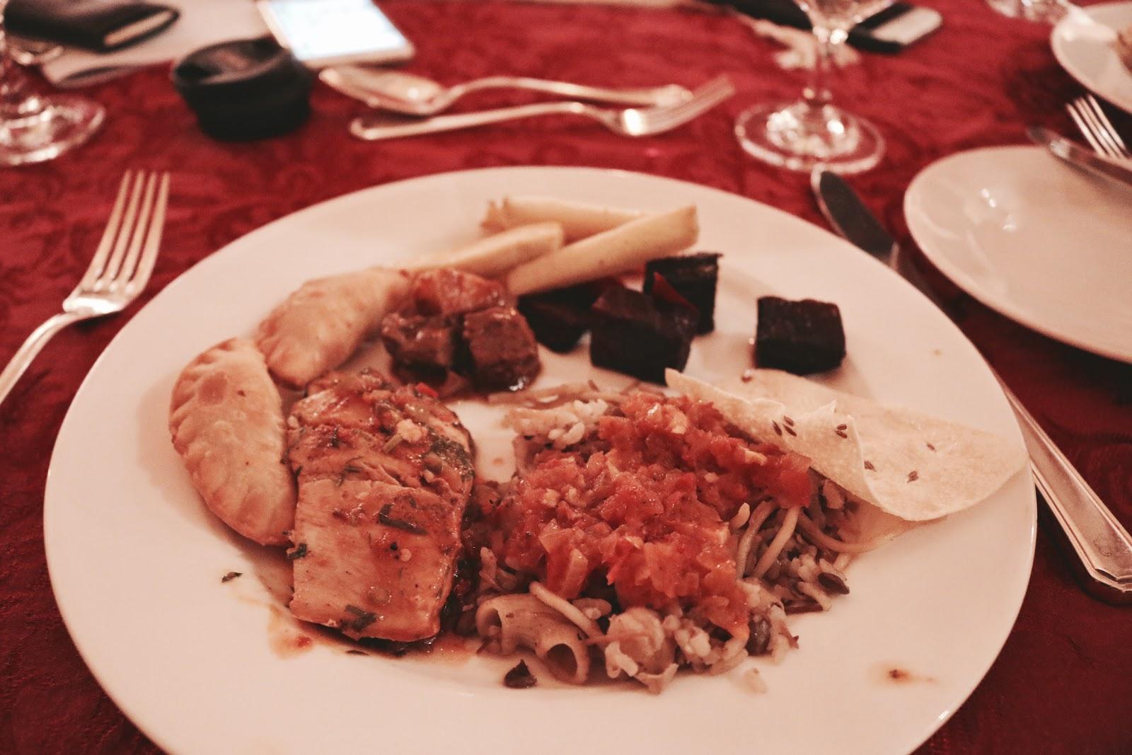 Iftar Egyptian Koushari