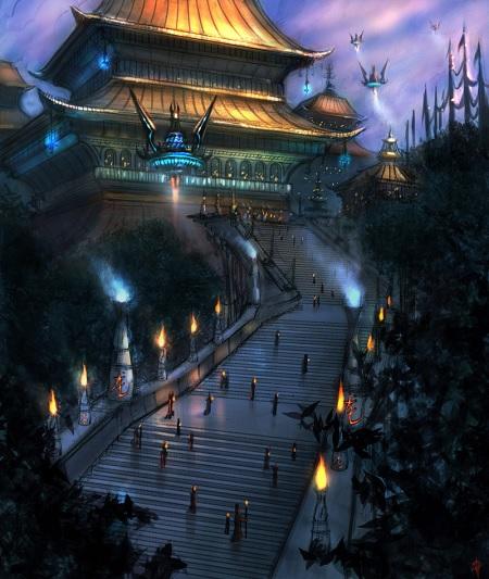 Mơ thấy đi đến đền quỳ lạy thánh