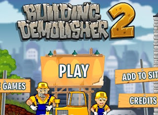 play free Building Demolisher 2 awesome Puzzle Online Games