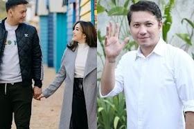 Gisella Anastasia dan Wijaya Saputra Curhat Galau, Isyarat Putus?