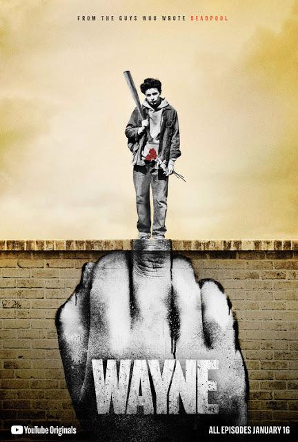 Wayne (2019-) ταινιες online seires xrysoi greek subs