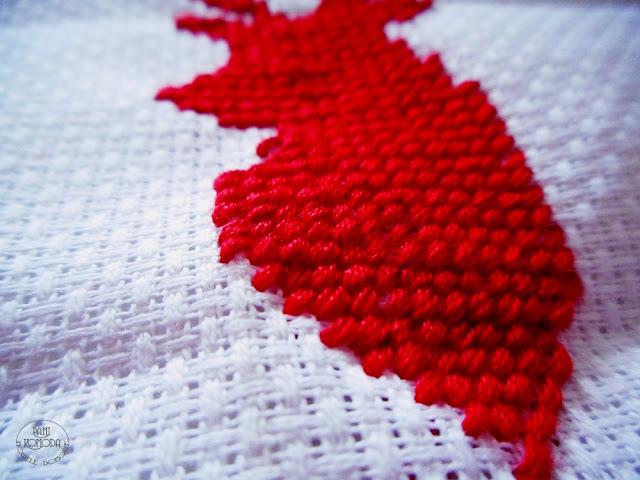 jeleń czerwony