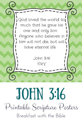Start your week at Mommy & Her Men for an encouraging verse! Available in printable poster format for memory verses, Sunday School displays, and homeschool morning time!
