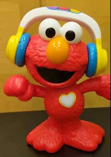 Sesame Street Let's Dance Elmo coloring pages coloring.filminspector.com