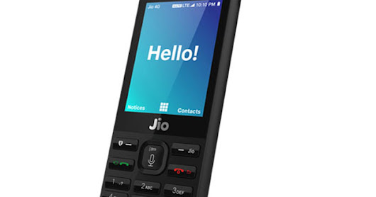 Reliance Jio Phone Confirmed to Be a Single SIM Mobile BUY NOW - Newsup2now