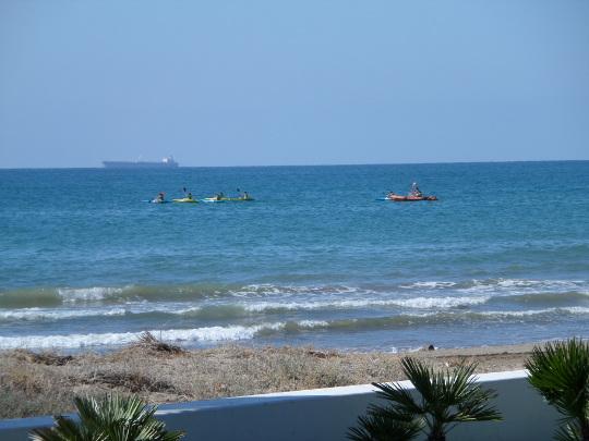 La Generalitat pone en marcha la campaña de actividades náuticas A la mar