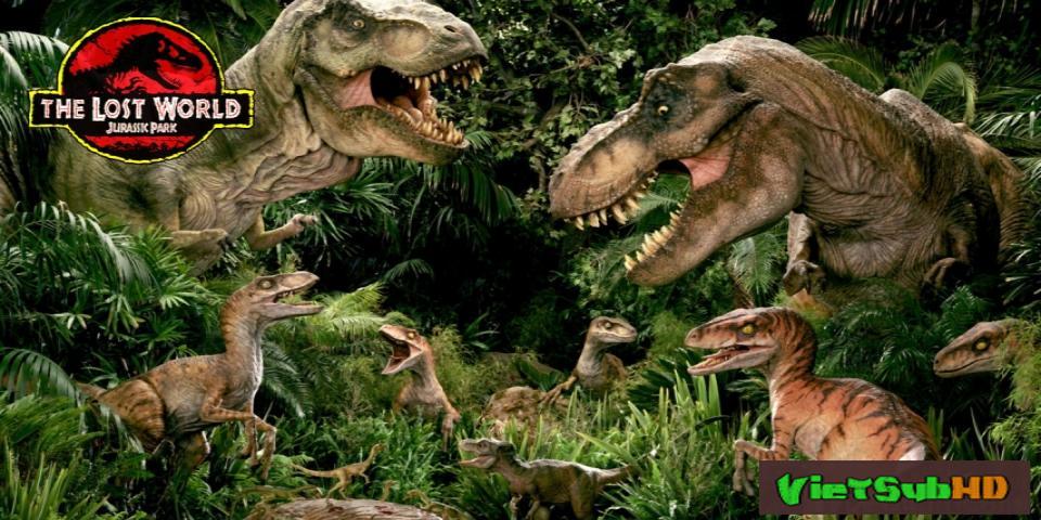 Phim Công Viên Kỷ Jura 2: Thế Giới Bị Mất VietSub HD | The Lost World: Jurassic Park 1997