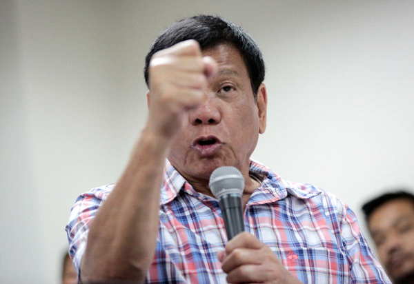 Duterte threats businessmen practicing 'endo': End 'endo' or I kill you