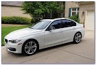 BMW 335i TINTED WINDOWS