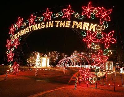 Εορταστικό Χριστουγεννιάτικο θεματικό πάρκο 206.000 ευρώ κόστους αποφάσισε να δημιουργήσει ο Δήμος Κατερίνης!