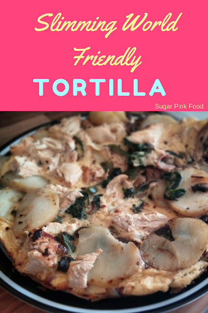 Tortilla slimming world recipe