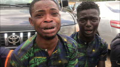 Lagos Police Commissioner 'Paraded Innocent Man' As Cultist?