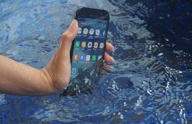 Samsung Galaxy A 2017 Resmi Meluncur di Indonesia, Berapa Harganya ?
