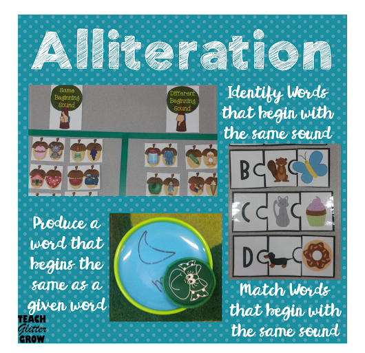 All About Alliteration!