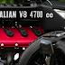Mesti Lihat : Wazuma V8M Lazareth - V8 4,7 L - 450 HP