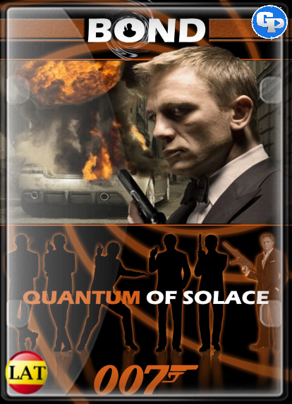 007: Quantum Of Solace (2008) LATINO