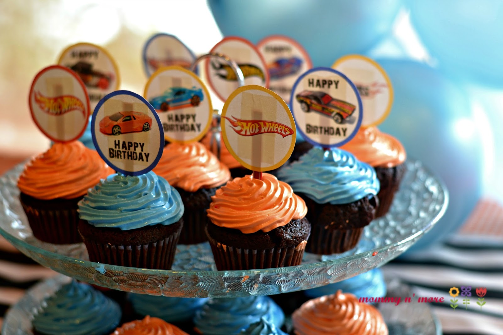 Diy Party Inspiration Hot Wheels Inspired 1st Birthday