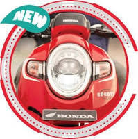 Lampu Led All New Honda Scoopy 2017