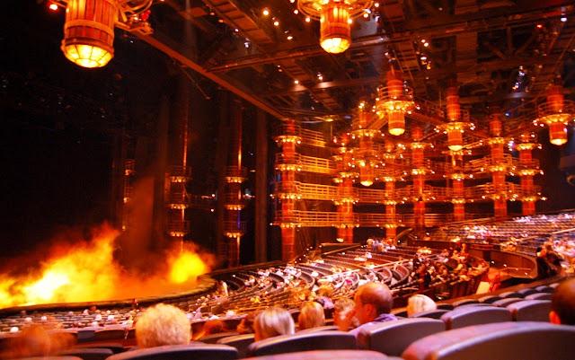 Teatro MGM Cirque du Soleil