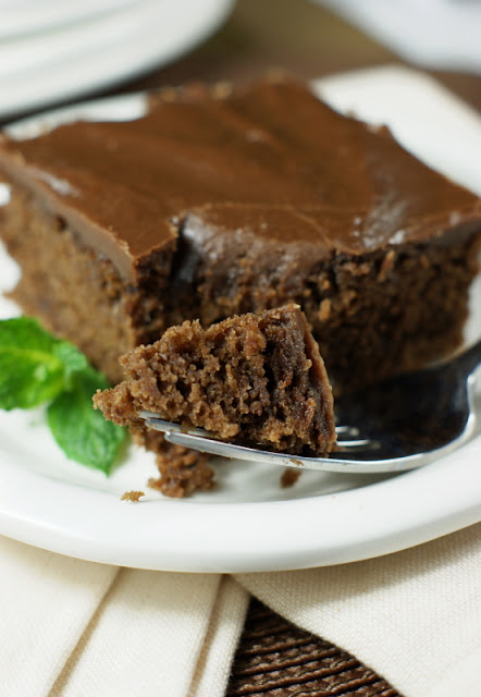 Hershey's Chocolate Syrup Cake