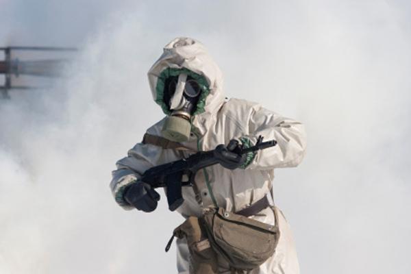 Военный химик