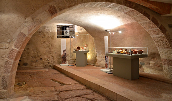 tridentum trento sotterranea - photo#11