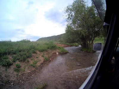 Droga do Kurmeti