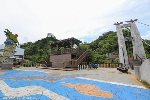 台中太平|蝙蝠洞|百蝠橋|延伸登山步道|觀景台|豐富生態之旅