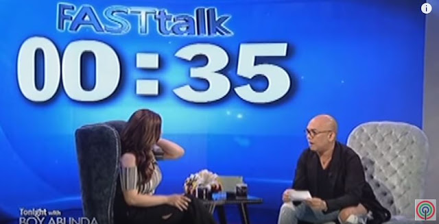 FAST TALK: Angel Locsin Reveals The Easiest Way to Be Sexy!