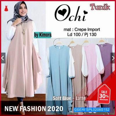 SPL0208S152 Baju Wanita Ochi BMGShop