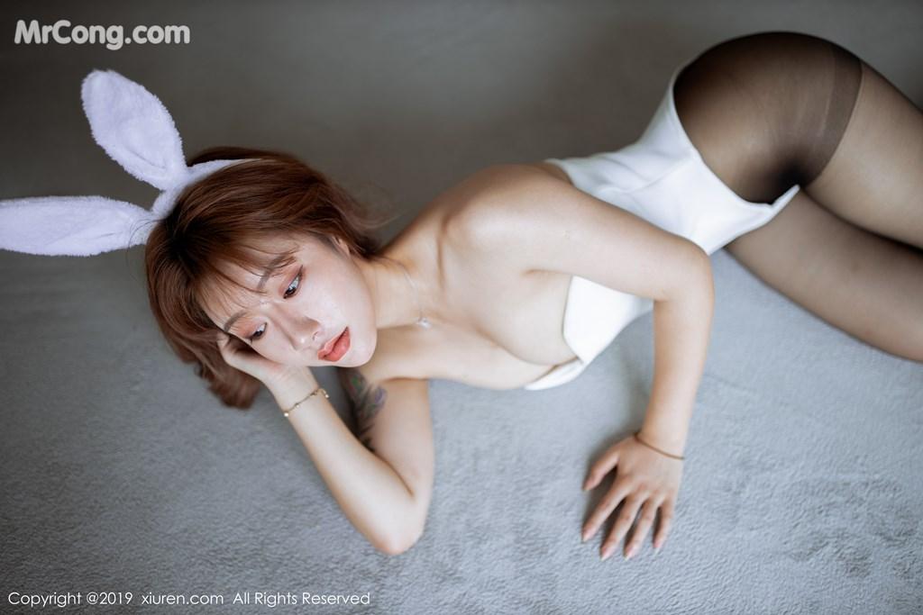 Image XIUREN-No.1654-NM-MrCong.com-006 in post XIUREN No.1654: 糯米NM (40 ảnh)