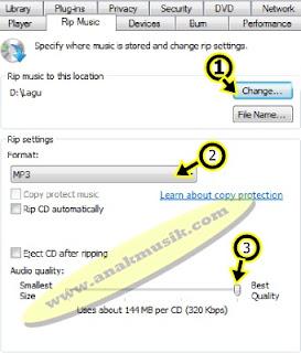 Cara Mengambil Lagu Dari CD Original Ke Laptop & Komputer