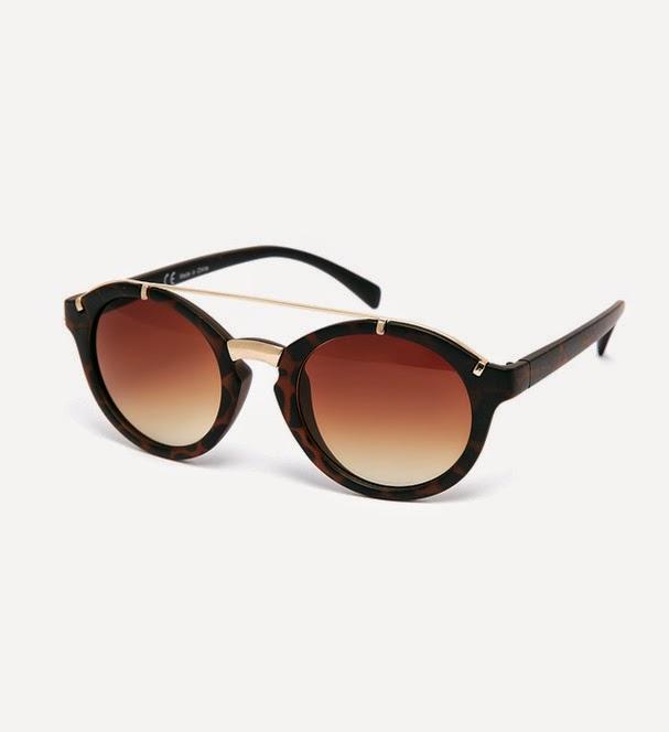 """ebbd22d11 Um dos óculos de sol que promete """"bombar"""" em óculos de sol neste verão 2015  são os óculos com lentes ..."""
