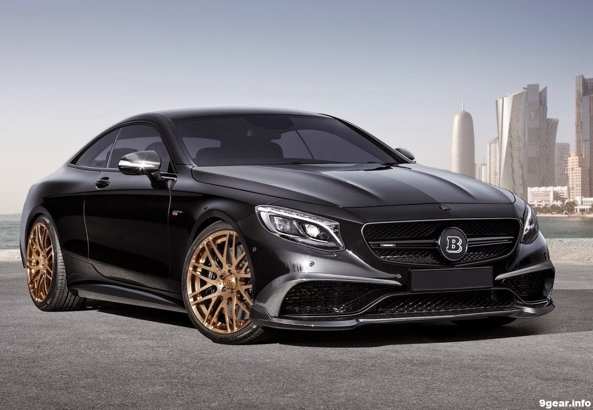Permalink to Mercedes Benz S Class Coupe