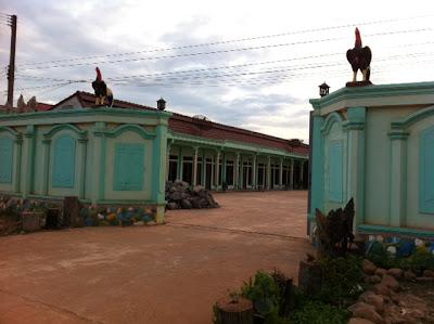 Lattanaphone Guesthouse in Vieng Kham, Laos