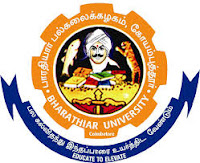 Bharathiar University Hall Ticket 2017